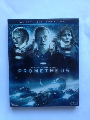 Blu-Ray Prometheus