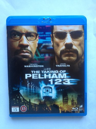 bluray the taking of pelham 123