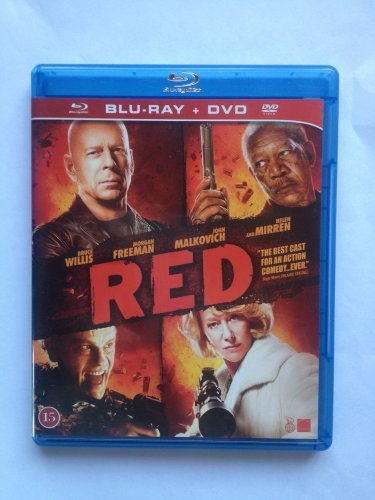 bluray red